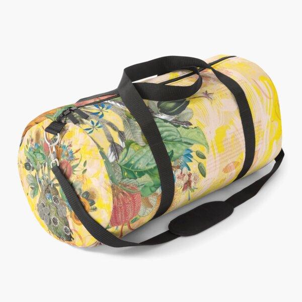 Organic Heart Duffle Bag