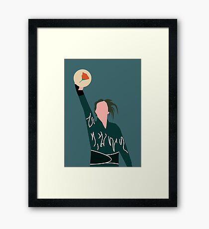 Kingpin Framed Print