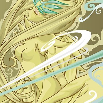 The Windy [Clow Card] by OuterSaturn