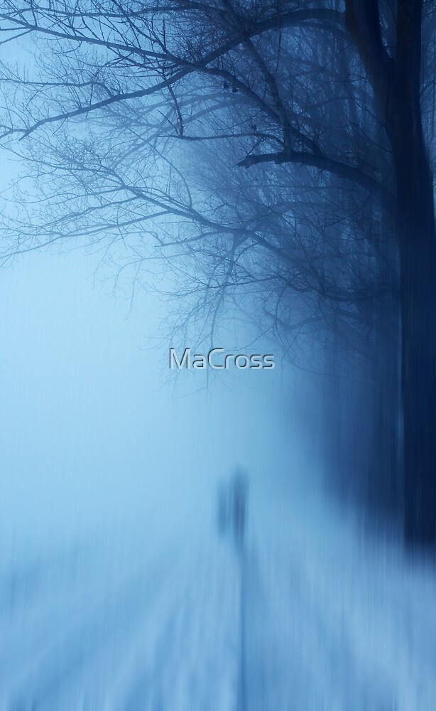 Ghosts of Winter by Martina Cross