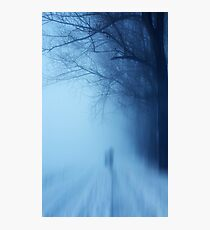 Ghosts of Winter Photographic Print