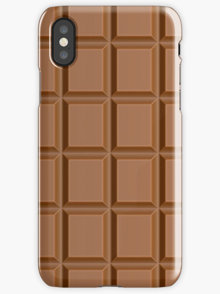 Chocolate bar case by demaiod167