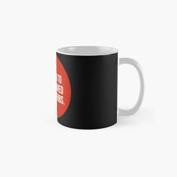 The road to hell is paved with adverbs. - Stephen King Classic Mug