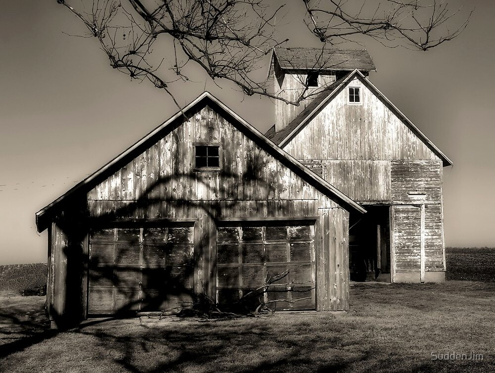 On The Prairie by SuddenJim