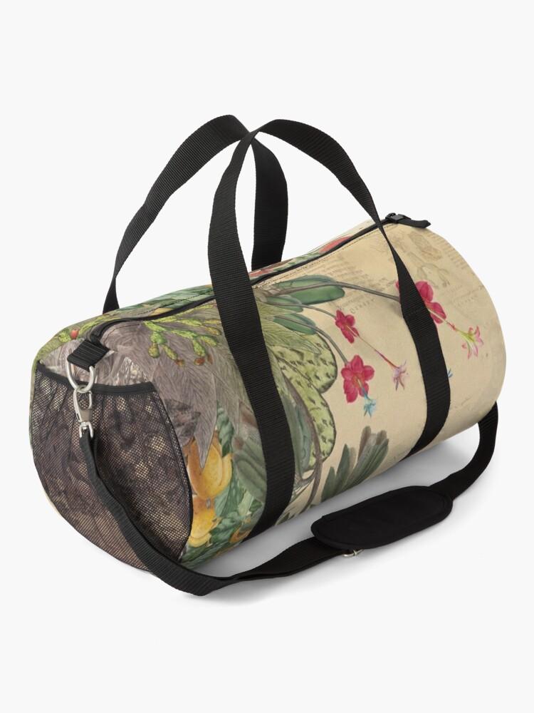 Alternate view of FANTASTIC BOTANICAL Duffle Bag