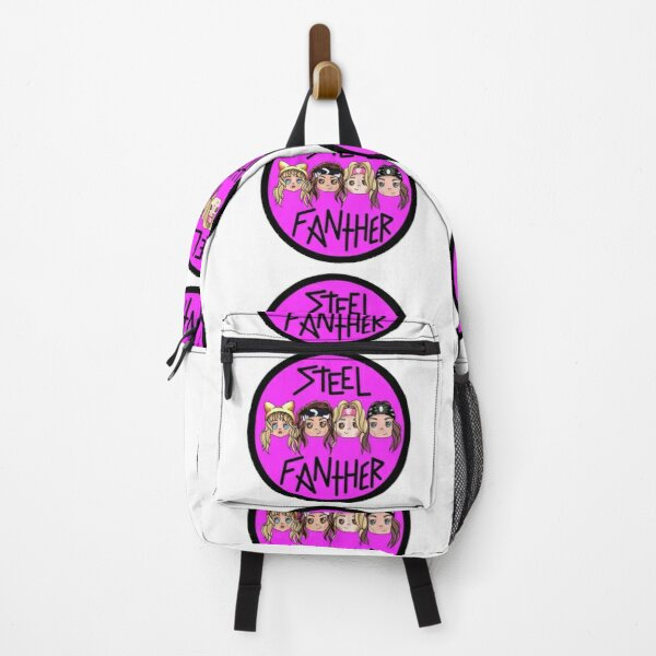 Steel Panther Fanther Fan Art Backpack