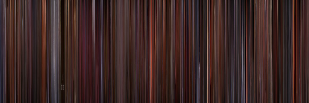 Moviebarcode: Die Hard 2 (1990) by moviebarcode