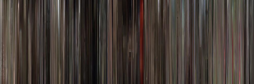Moviebarcode: MASH (1970) by moviebarcode