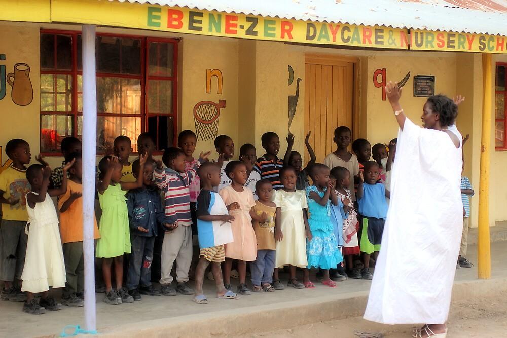 Ebenezer daycare and Nursery-Kenya by joshuatree2