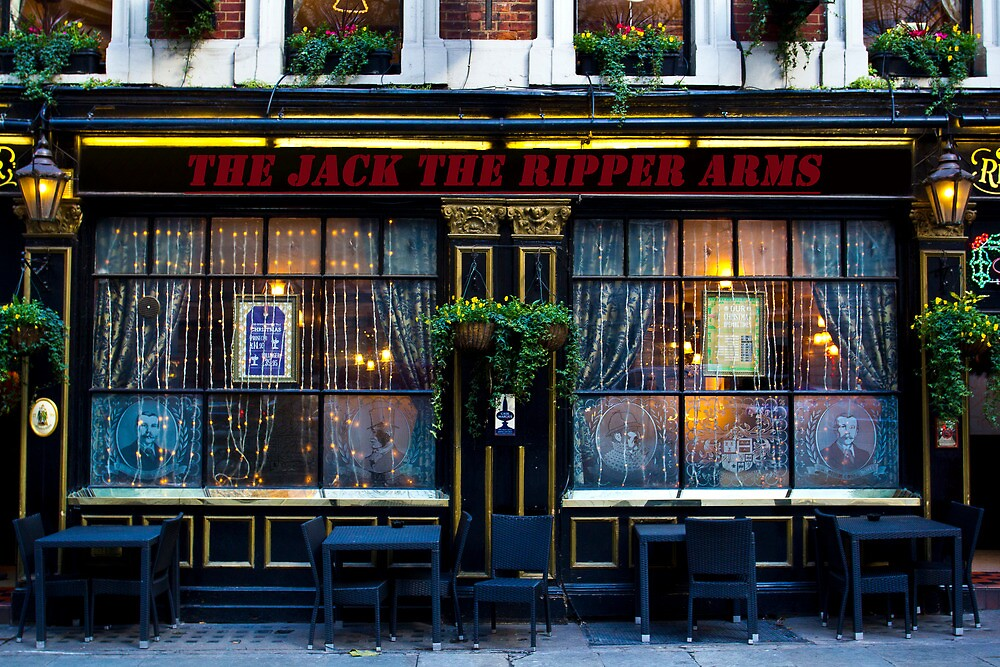 The Jack the Ripper Pub by DavidHornchurch