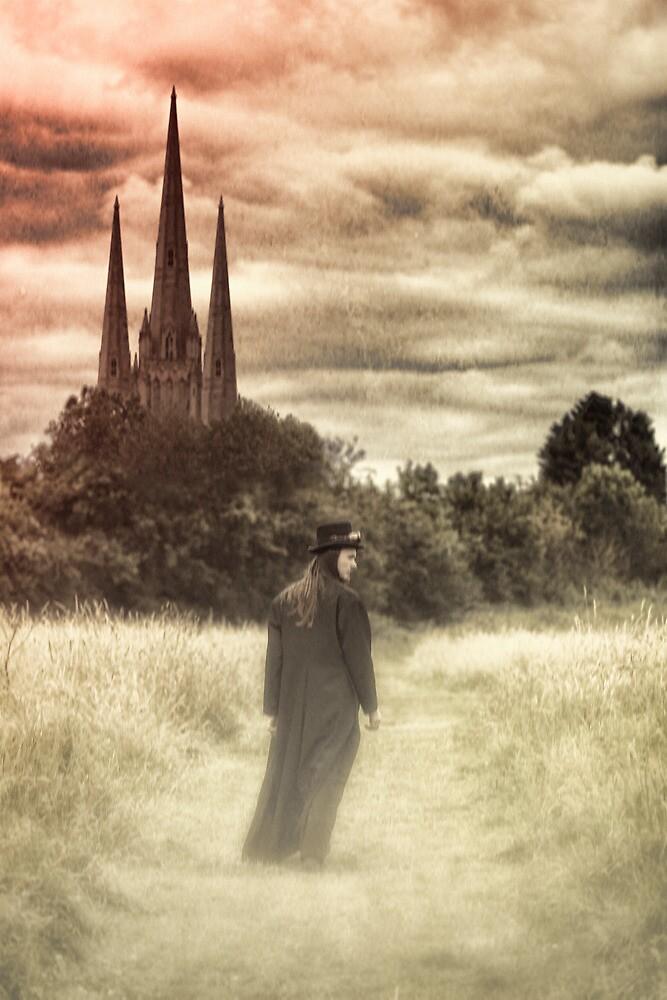 Dark Towers by Sharonroseart