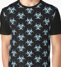 biohazard - organic, bio, hazardous, contaminated, environmentally Graphic T-Shirt