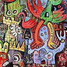 The Gaggle by Jonathan Grauel