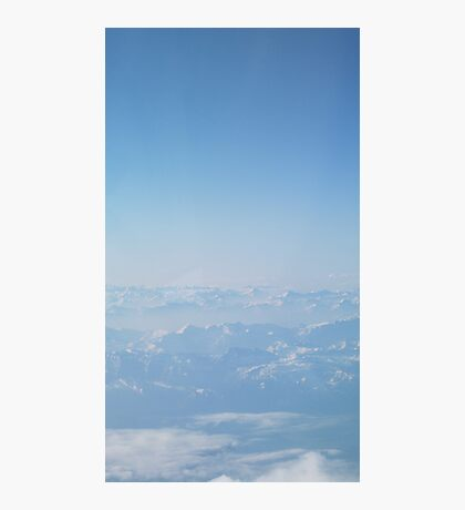 Summer in the Alps VRS2 Photographic Print