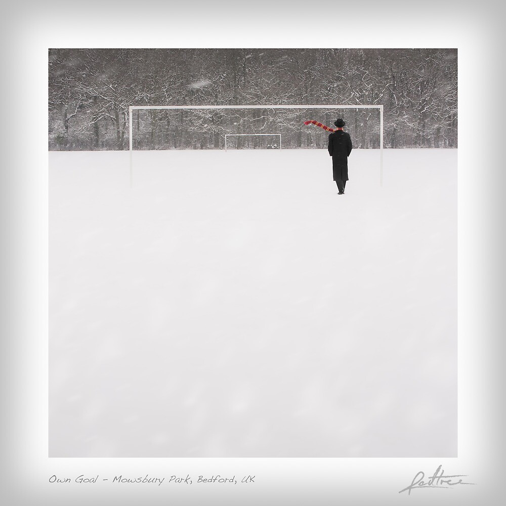 Own Goal by redtree