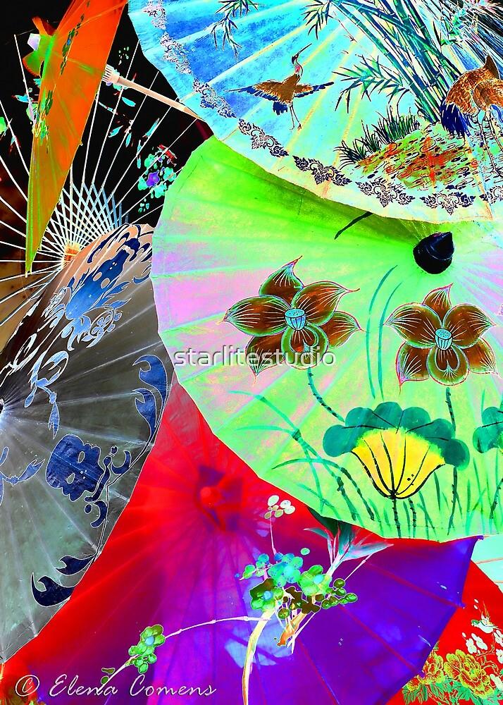 Splendor of the Orient by starlitestudio