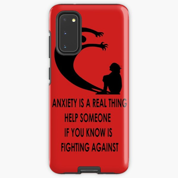 Fight against Depression Samsung Galaxy Tough Case