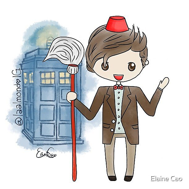 The Doctor by Elaine Cao