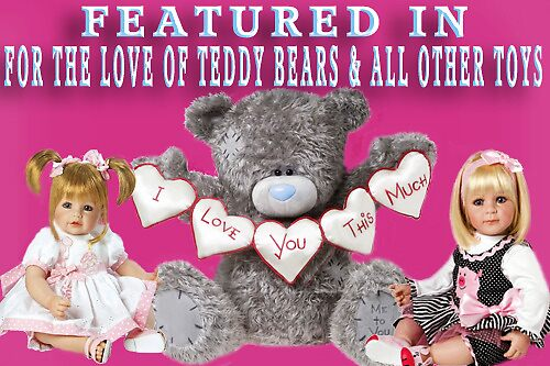 BANNER FOR THE LOVE OF TEDDY BEARS AND ALL OTHER TOYS GROUP by ✿✿ Bonita ✿✿ ђєℓℓσ