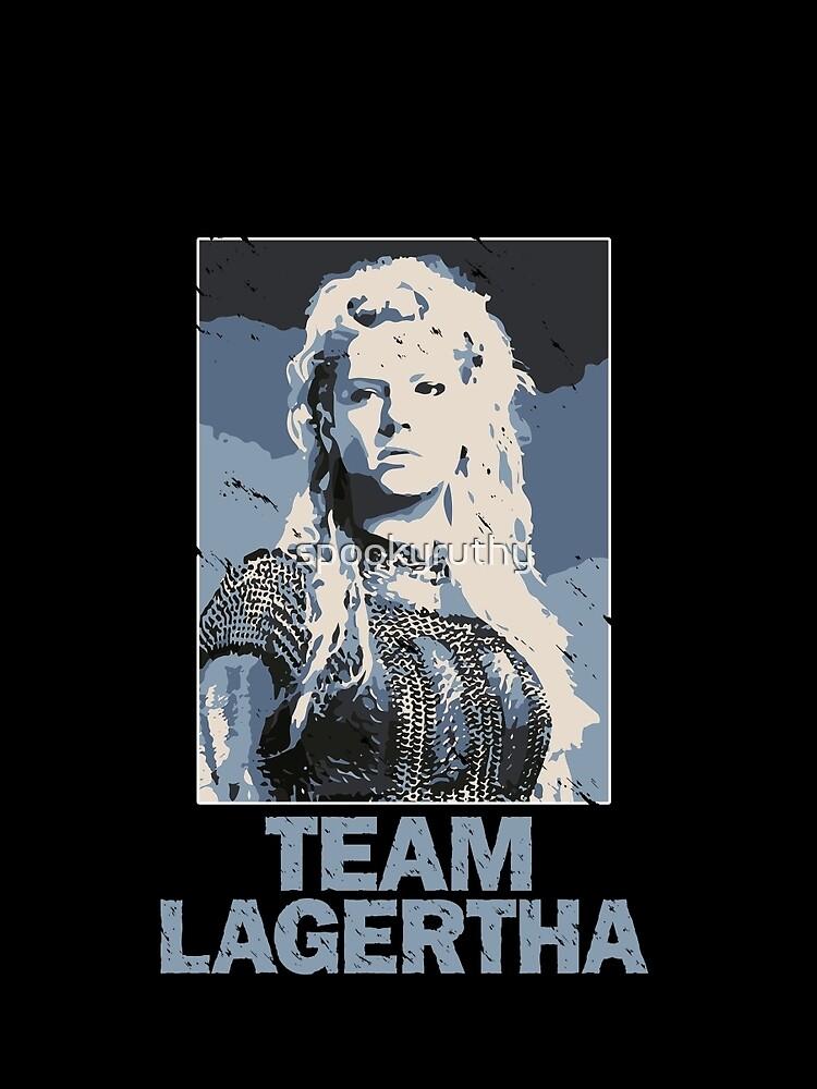 Team Lagertha - Vikings, History Channel by spookyruthy
