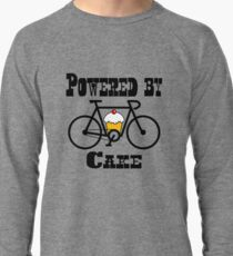 By the power of cake! Lightweight Sweatshirt