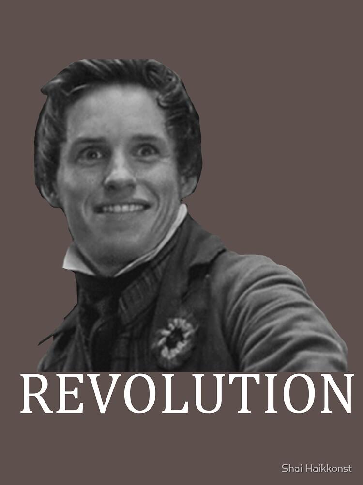 REVOLUTION | Unisex T-Shirt