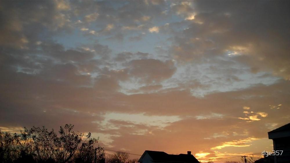 01/28/2013 Fantastic Sunset 4 by dge357