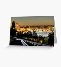 geelong Greeting Card