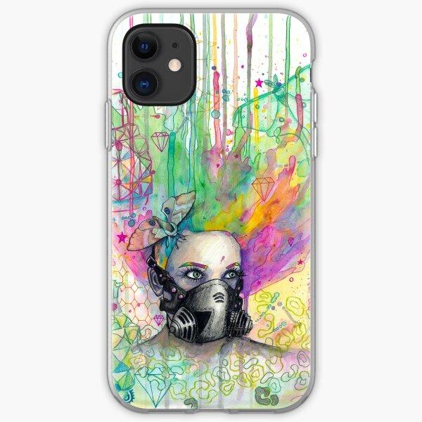 Radioactive iPhone Soft Case