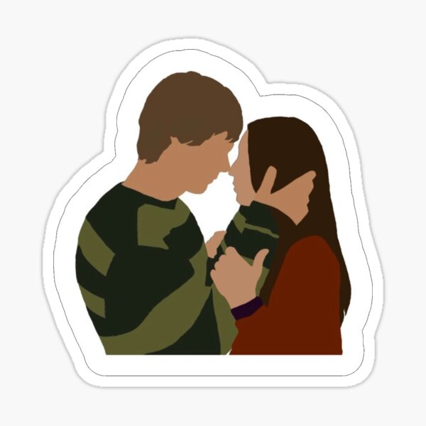 Tate et Violet Sticker