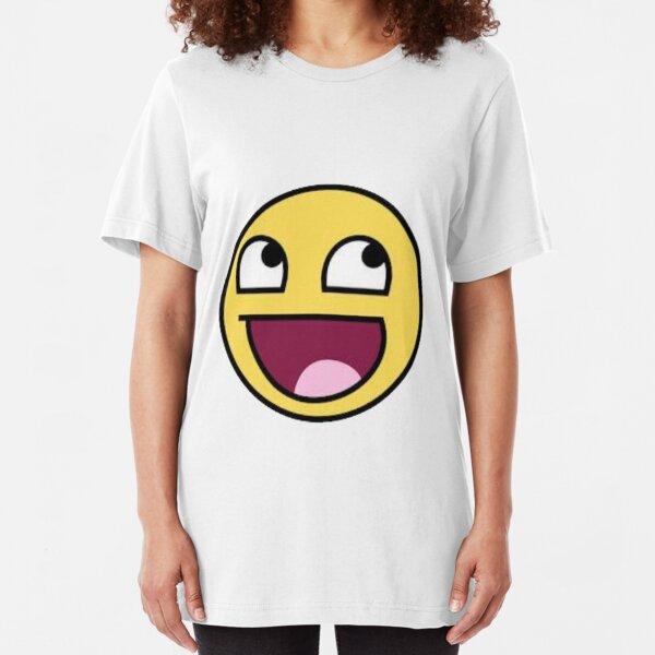 Kids Boys Girls Troll T-Shirt funny Face Meme Forum Trolling Mugshot online lol