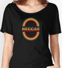 Reggae Ring Women's Relaxed Fit T-Shirt