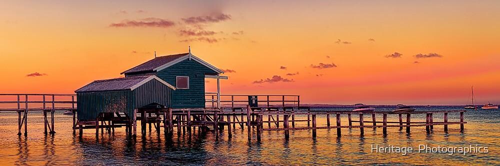 A Golden Evening by Matt Jones