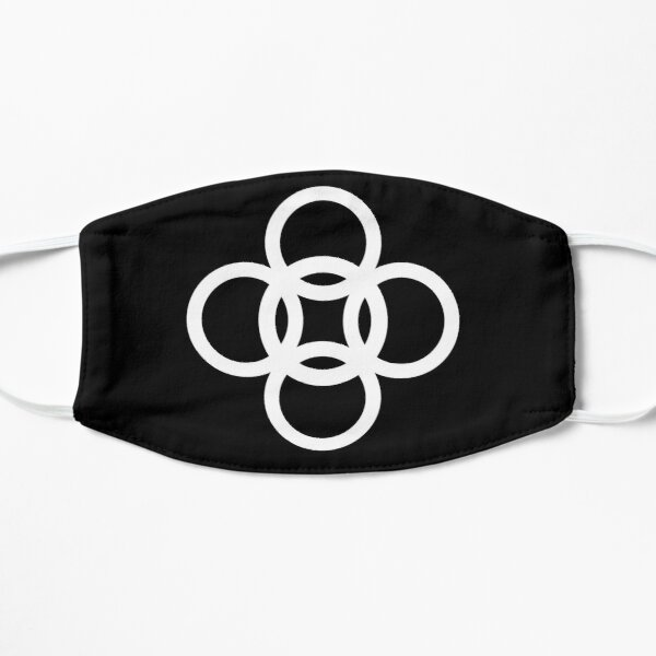 Alesso Flat Mask