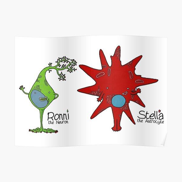 Ronni & Stella Poster