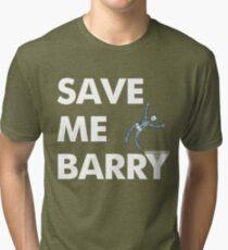 Save Me Barry Tri-blend T-Shirt