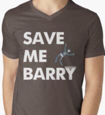 Save Me Barry Men's V-Neck T-Shirt