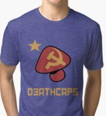 DeathCaps Tribe Tri-blend T-Shirt