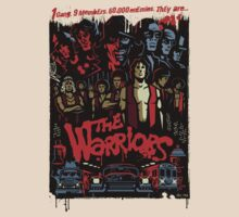 The Warriors Poster | Unisex T-Shirt