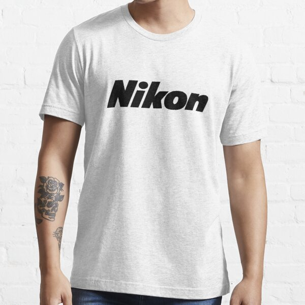 BEST SELLER - Nikon Logo Merchandise Essential T-Shirt