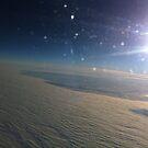 sky desert  by cybertwin