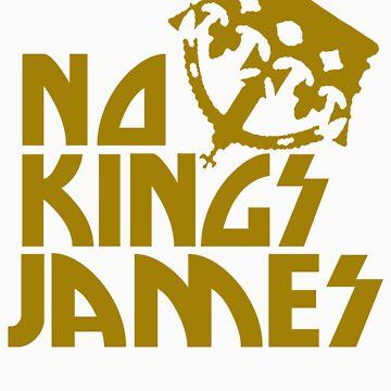 NO KINGS JAMES T GOLD by shotsinthedark