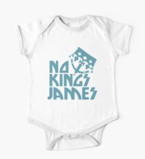 NO KINGS JAMES BLUE T One Piece - Short Sleeve