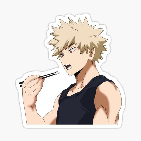 Bakugo Sticker