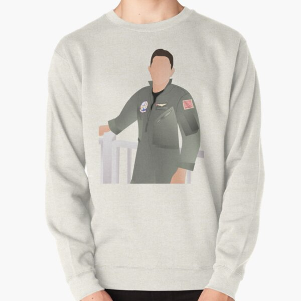 Flight Suit Pullover Sweatshirt