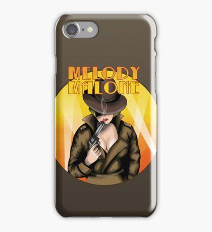 Melody Malone iPhone Case/Skin