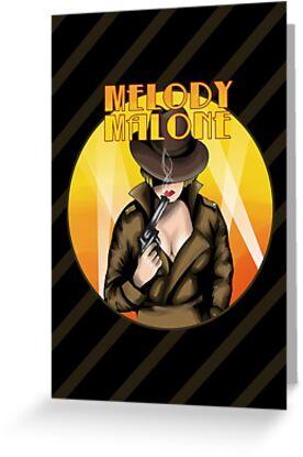 Melody Malone by KanaHyde
