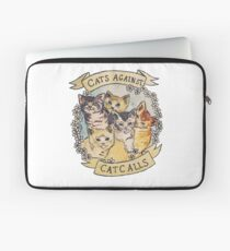 Cats Against Cat Calls Laptop Sleeve