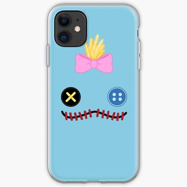 Funda Stitch y Scrump the Voodoo Doll para iPhone