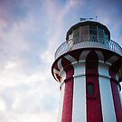 Hornby Lighthouse by Lorraine Creagh